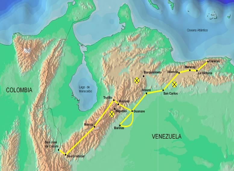 La Campaña Admirable-Fidel Ernesto vasquez