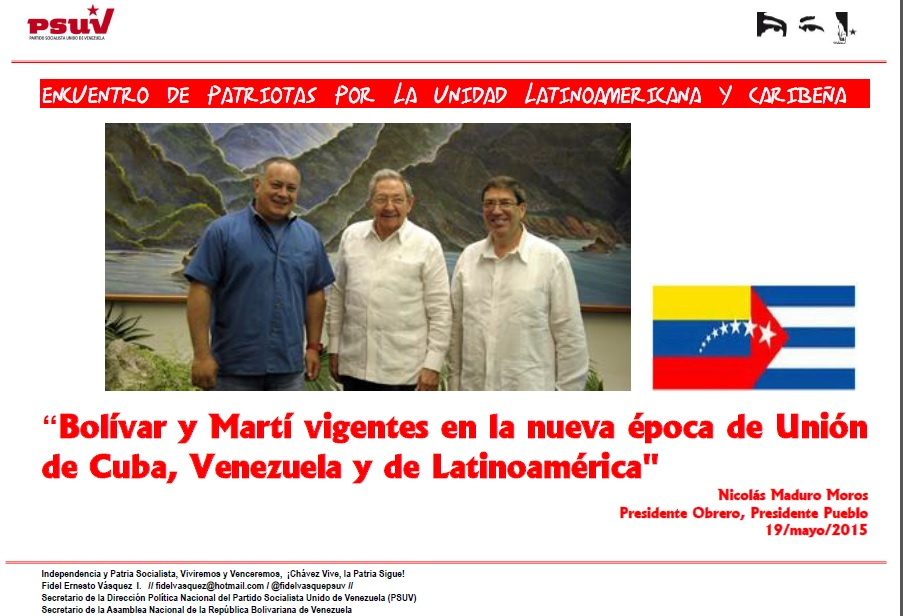 Diosdado Cabello-Raul Castro