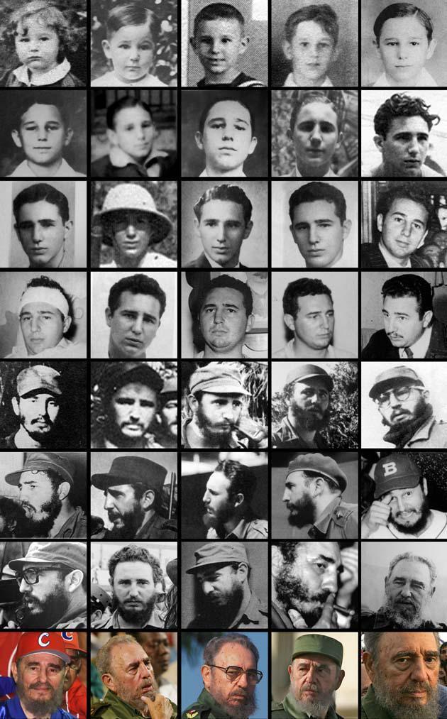 Fidel Castro Rus-Fidel Ernesto Vasquez