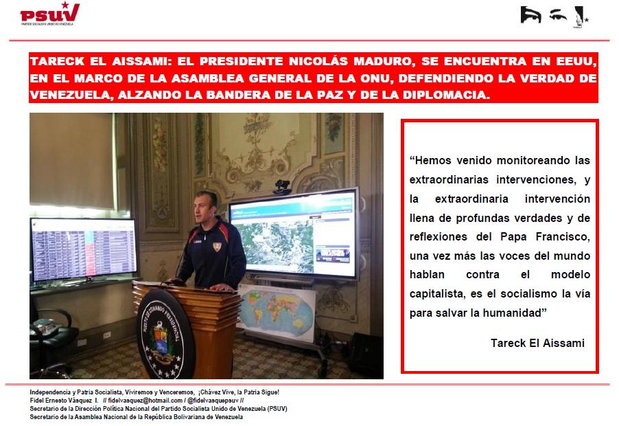 GOBERNADOR TARECK EL AISSAMI