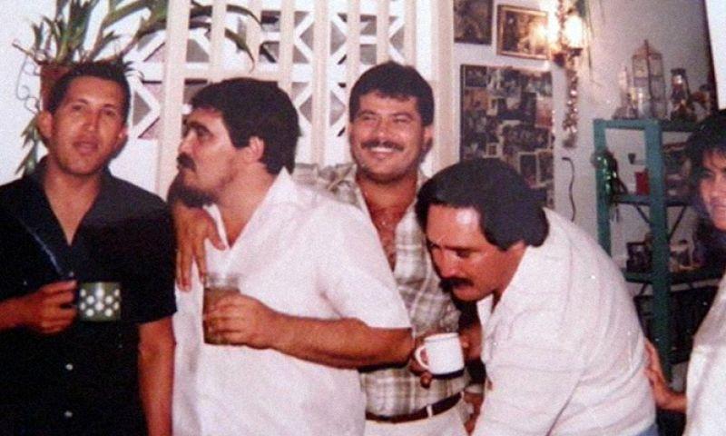Hugo Chavez-Wladimir Ruiz Tirado-Fidel Ernesto Vasquez