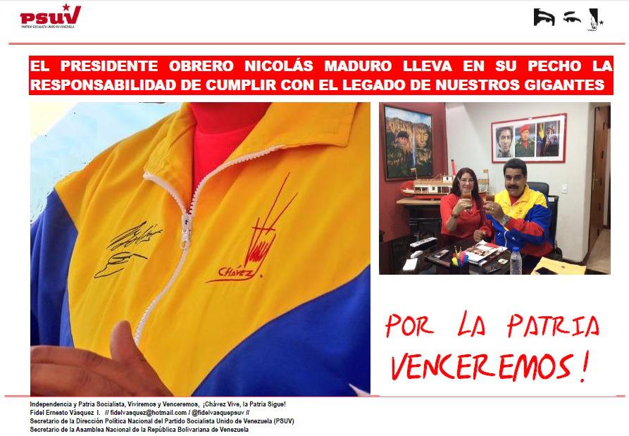 Nicolas Maduro Moros