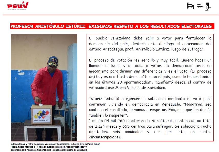 ARISTOBULO ISTURIZ