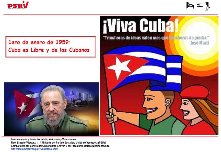 viva-cuba-fidel-ernesto-vasquez