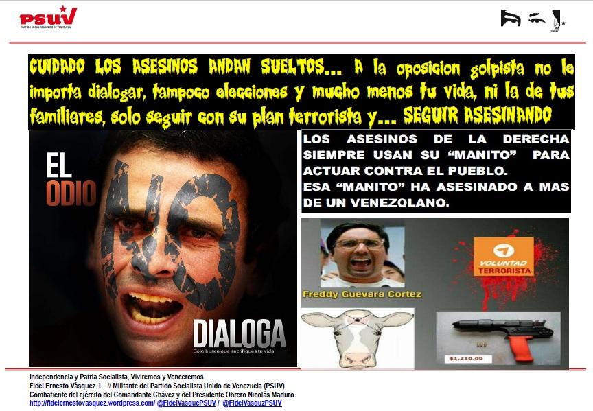 Resultado de imagen de Venezuela: la `dictadura´ que libera presos siempre que se presenten… a las elecciones.